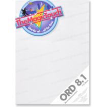 TheMagicTouch ORD 8.1, opaque reverse transfer