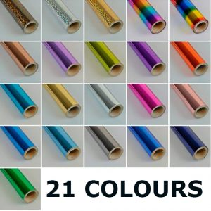 TheMagicTouch T.Foil 21 colours