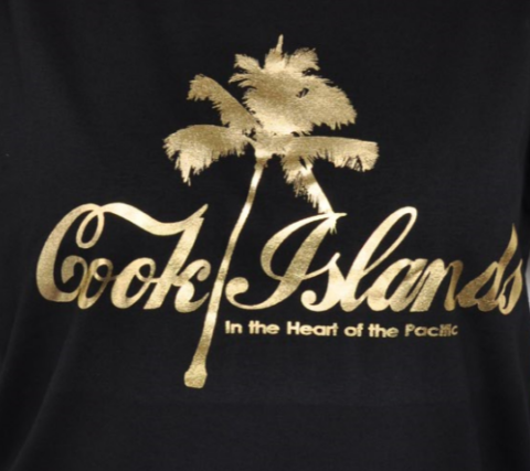 TheMagicTouch T.Foil Metallic Gold Cook Islands