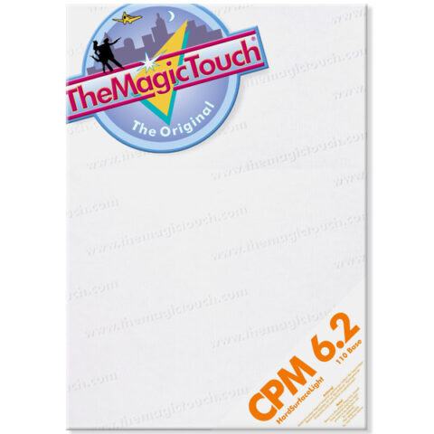 TheMagicTouch CMP 6.2 Toner Transfer Paper Printing System, CPM -- For Transfer onto non-fabric smooth surface A3 and A4 format