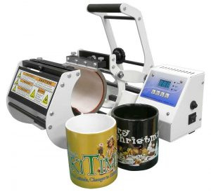 TheMagicTouch HTP 621 Mug Press