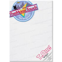 TheMagicTouch T.One transfer paper for white or light coloured fabric