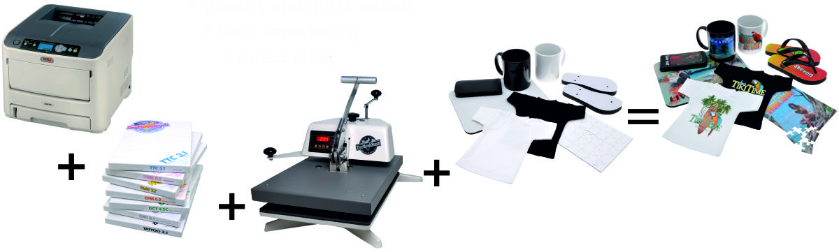 TheMagicTouch Transfer Paper System